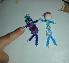 tutorial- beads dolls with kids