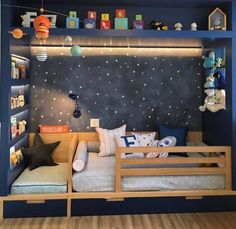 unglaublich 39 inspiring and creative baby boy room ideas nursery ideas bett ideen delivers online tools that help you to stay in control of your personal information and protect your online privacy. Girls Bedroom, Girl Bedroom Designs, Bedroom Decor, Room Girls, Decor Room, Bedroom Colors, Bedroom Wall, Bedroom Ideas, Baby Boy Rooms