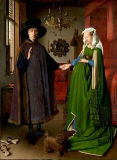 http://www.artlyst.com/previews/jan-van-eycks-arnolfini-portrait-pre-raphaelite-brotherhood-new-exhibition/ Jan van Eyck's Arnolfini Portrait And The Pre-Raphaelite Brotherhood New Exhibition