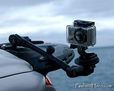 GoPro HD Mounting Ideas on your Motorcycle | PashnitMoto.com
