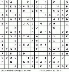 schemi sudoku da
