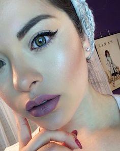 "@stilacosmetics Stay All Day Liquid Lipstick in ""BACI""  #stilacosmetics #favorite #Latina by stephbusta1"