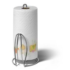 Spectrum Diversified St. Louis Paper Towel Holder Tall