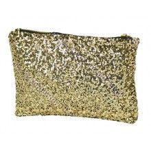 New Fashion Style Women's Sparkle Spangle Clutch Evening Bag Wallet Purse Handbag Pink Fashion, New Fashion, Womens Fashion, Rebecca Minkoff, Black Pink, Color Dorado, Wholesale Bags, Gold Sequins, Evening Bags