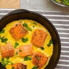 Kyllingform med brokkoli og paprika | Det glade kjøkken