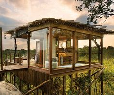 Africa's top 5 luxury sleep-outs