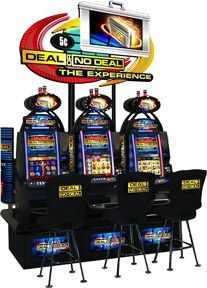 Spielo International's Deal or No Deal The Experience:  is a 5 reel video slot, available in 1, 2 and 3 cent denominations. The machine is available in 9 and 20 line configurations with a max bet of 150 and 200 credits respectively.  As you would expect, the game is based on the TV show of the same name and is the 3rd in the series released from Spielo International. The slot features...