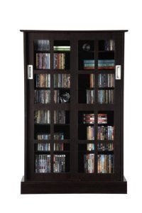 I have SO many DVDs. This would look awesome in my living room. Much better than a $30.00 shelf from Walmart!