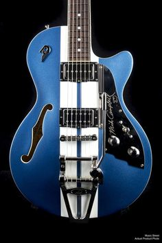 Duesenberg Alliance Mike Campbell I with hard case