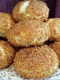 In 30 Minuten Bagel Flavored Unleavened Pastry – Yemek Tarifleri – Resimli ve Videolu Yemek Tarifleri Turkish Recipes, Street Food, Yummy Food, Healthy Food, Yummy Recipes, Food And Drink, Cooking Recipes, Meals, Snacks