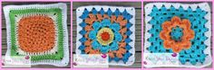 Knot Your Nana's Crochet: Granny Square CAL (Week 6)