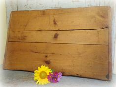 primitive antique dough board with bread board by AntiqueShopGirl, $155.00