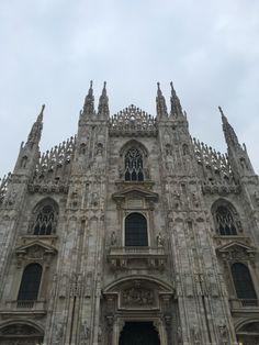 Milan Italy, Barcelona Cathedral, Freshman Year, Travel, Viajes, Adventure, Traveling, Trips, Freshman