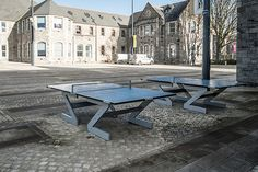 GRANGEGORMAN COLLEGE CAMPUS 009 Dublin Street, Dublin City, Outdoor Tables, Outdoor Decor, College Campus, Photo Diary, Picnic Table, Street Photography, Photo Journal
