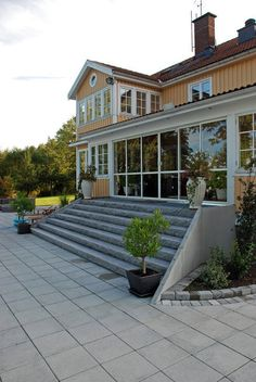 Utemiljøgrossisten as Vision og Vision Struktur Decor, Mansions, Outdoor Decor, House, House Styles, Home Decor