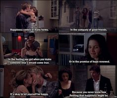 One Tree Hill happiness comes in many forms