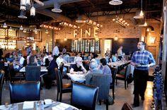 Bradley's Fine Diner in Houston, TX