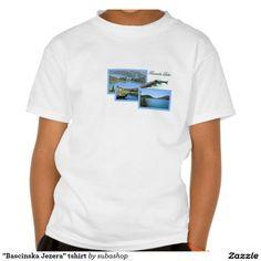 """Bascinska Jezera"" tshirt ""Bascinska Jezera"" tshirt, lakes, lake, Europe, Croatia, Croatian, Adriatic sea, Adriatic , Mediterranean, Dalmatian, Dalmatia , Dalmatic , Dalmatië, Istrië, vacation, travelling, holiday, holidays, holiday, voyage, vakantie, reizen, reis, summer, zomer"