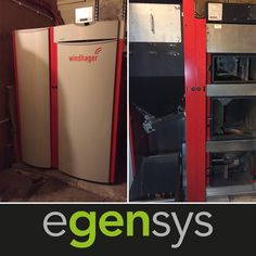 Now is a good time to get your Windhager BioWIN Excel wood pellet biomass boiler serviced by Egensys. Summer is nearly over and the heating season is about to start.  Annual maintenance will help to ensure you have trouble free year with efficient boiler output.  Contact enquiries@egensys.co.uk to arrange an appointment, we cover the Midlands and Yorkshire and are accredited Windhager Service engineers. Biomass Boiler, Wood Pellets, Engineers, Yorkshire, Locker Storage, Cover, Summer, Free, Home Decor