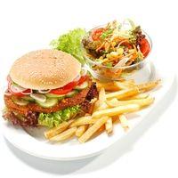 Vego Foodworld, Pizza, Burger, Currywurst: veganes Fastfood ganz ungezwungen www.vegangreenroom.de