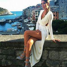 Sukienka Hanah (złamana biel) Moda ślubna,  moda, sukienki ślubne,  sukienka ślubna,  biała suknia, sukienka na wesele