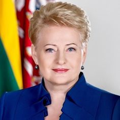 Dalia Grybauskaite (Lithuanian, President) was born on 01-03-1956.  Get more info like birth place, age, birth sign, biography, family, relation & latest news etc.