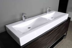 Cantrio Double Top Mount Sink Available In Saskatoon From Centennial 360 Sinks For Bathroom
