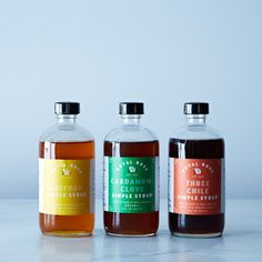 Spiced Royal Rose Syrup Fall Collection on Provisions by Food52