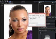 Creating a portrait editing Preset in PortraitPro