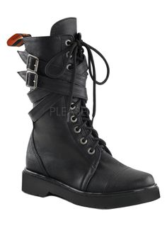 Demonia Rival 307 Boot   Attitude Clothing