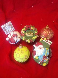 Magic of Christmas Cupcake