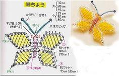 Butterfly bead PATTERN