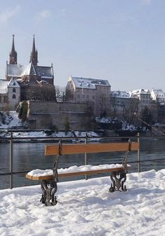 Winter in Basel, Switzerland Great Places, Beautiful Places, Lucerne Switzerland, Canton, Swiss Alps, Central Europe, Paris Skyline, Scenery, Places To Visit