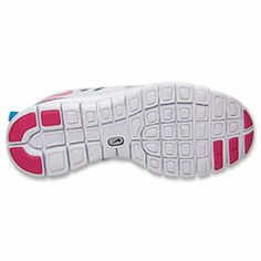 huge discount 79820 689d3 Girls Grade School Nike Free 2.0 Running Shoes Vivid Blue Vivid Pink Pure  Platinum 477701 400 GREAT SHOES CHEAP SALE