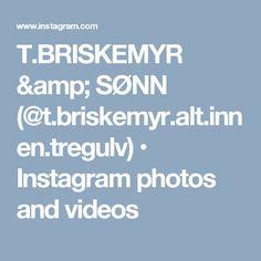 T.BRISKEMYR & SØNN (@t.briskemyr.alt.innen.tregulv) • Instagram photos and videos