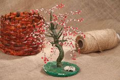 Decorative Beaded Tree ** Check out the image by visiting the link.