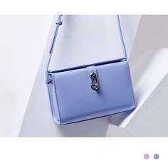 Small Square Shoulder Bag for Women Leather Crossbody bag