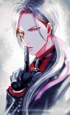 Buried め 込 み - Buried - Anime Sexy, Cool Anime Guys, Handsome Anime Guys, I Love Anime, Hot Anime, Manga Anime, Anime Demon, Manga Boy, Anime Art