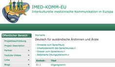 #Deutsch für ausländische Ärztinnen und Ärzte! #German