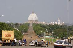 Basilique de Yamoussoukro (Ivory Coast)