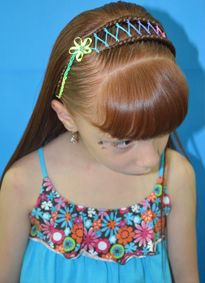 Curso de Peinados Infantiles Dope Hairstyles, Little Girl Hairstyles, Ponytail Hairstyles, Pretty Hairstyles, Ariel Hair, Girl Hair Dos, Braids For Kids, Toddler Hair, Stylish Hair