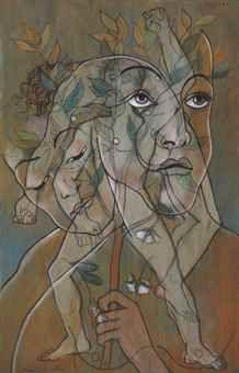 Francis Picabia (1879-1953)   Ligustri   20th Century, Paintings ...