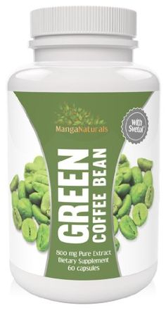 Pure Green Coffee Bean Extract with Pure Svetol Coffee Beans Dietary Supplement and 50% Chlorogenic Acids As Seen.... http://www.greencoffeebean-australia.com/