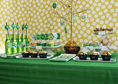 Ucreate Parties: St. Patrick's Day Inspiration