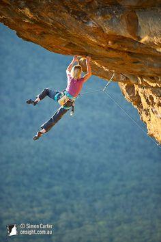 Monique Forestier, Tuckered Out (30), Diamond Falls, Blue Mountains, NSW, Australia. Simon Carter