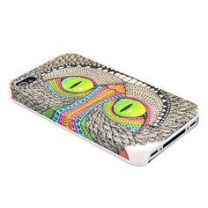 Speciale Shining Eye Monster Pattern Hard Case voor iPhone 4/4S – EUR € 2.26
