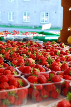 Norwegian Strawberries