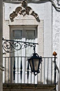 Balcone barocco Martina Franca
