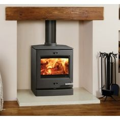 Stovax Riva Plus Small | Log burner, Logs and House
