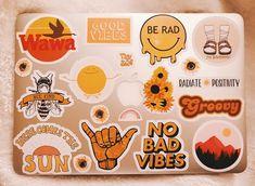 Vsco - sophiehutch aesthetic stickers, stickers on laptop, mac laptop stickers, macbooks, Mac Laptop Stickers, Cute Stickers, Red Bubble Stickers, Mirror Stickers, Vsco, Accessoires Iphone, Macbook Laptop, Macbook Decal, Aesthetic Stickers